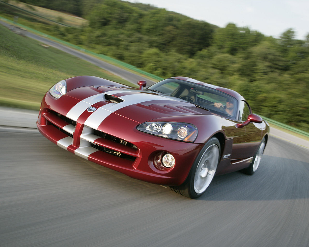 Dodge Viper Desktop Wallpaper