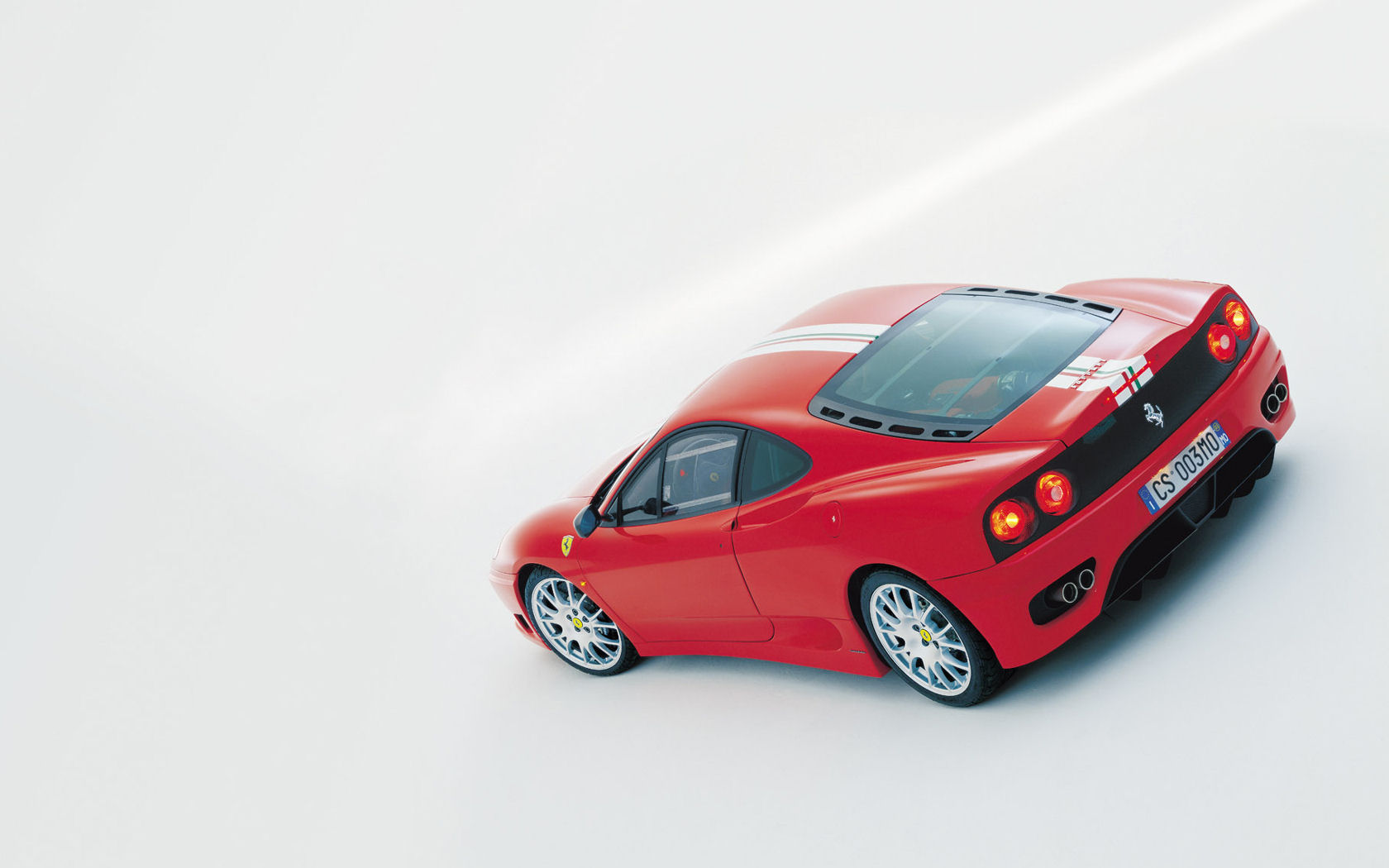 Ferrari 360 Modena Desktop Wallpaper