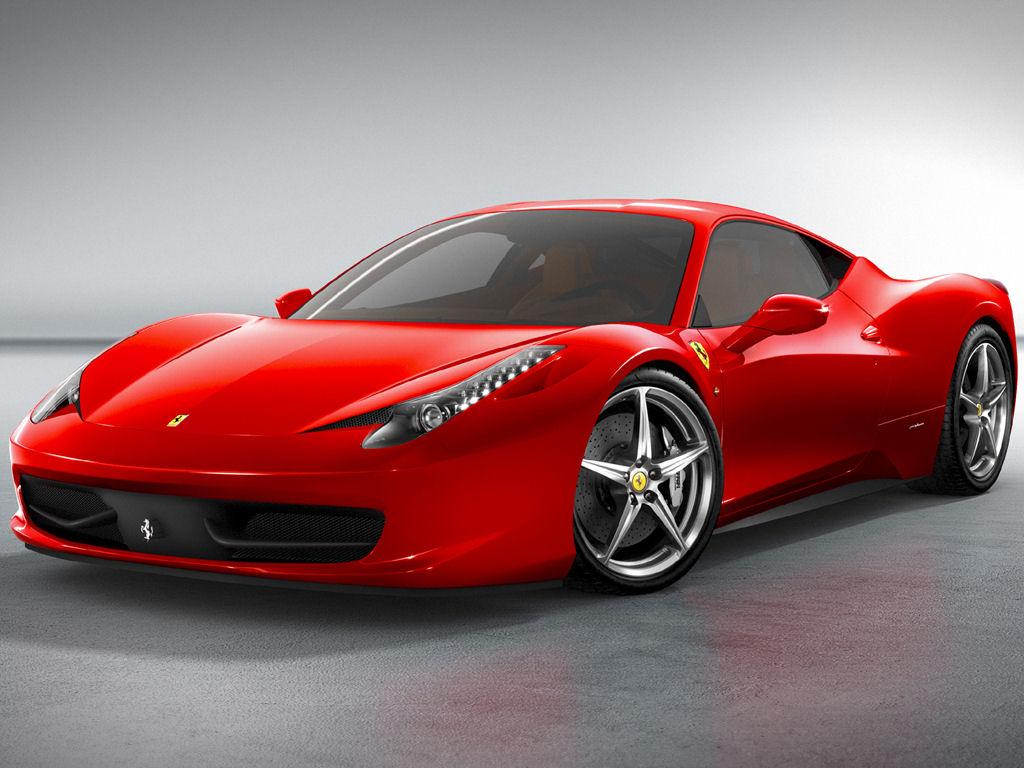 Ferrari 458 Italia Desktop Wallpaper. «