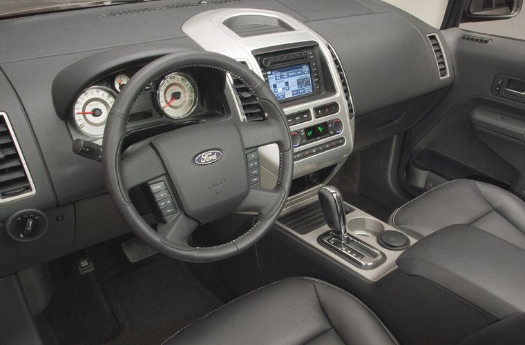 Ford Edge Interior Picture