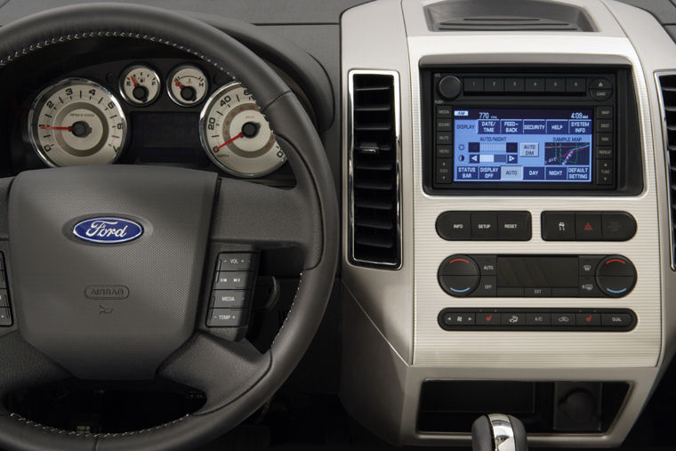 2008 Ford Edge Interior Colors See 2008 Ford Edge Color Options