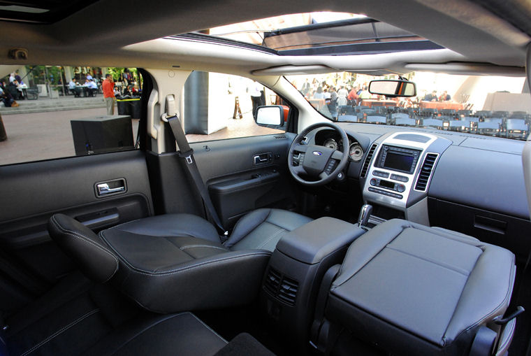 Ford Edge Interior Picture