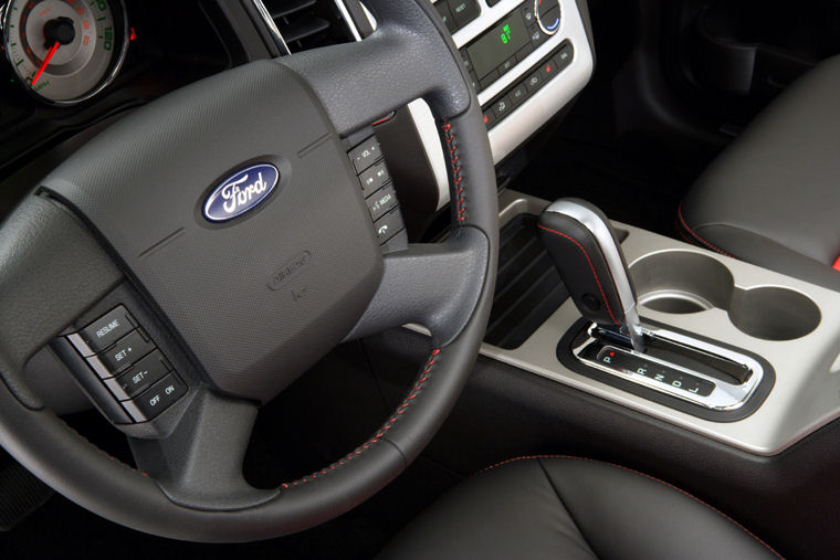 Ford Edge Limited >> 2008 Ford Edge Limited Interior - Picture / Pic / Image