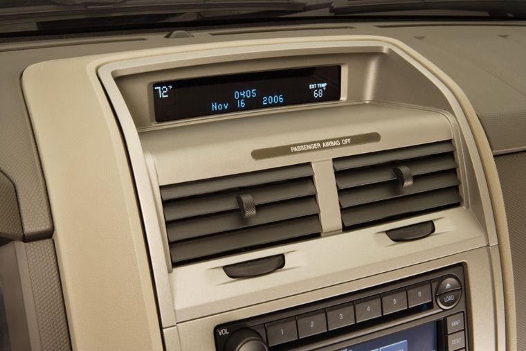 Attractive 2008 Ford Escape Interior Picture