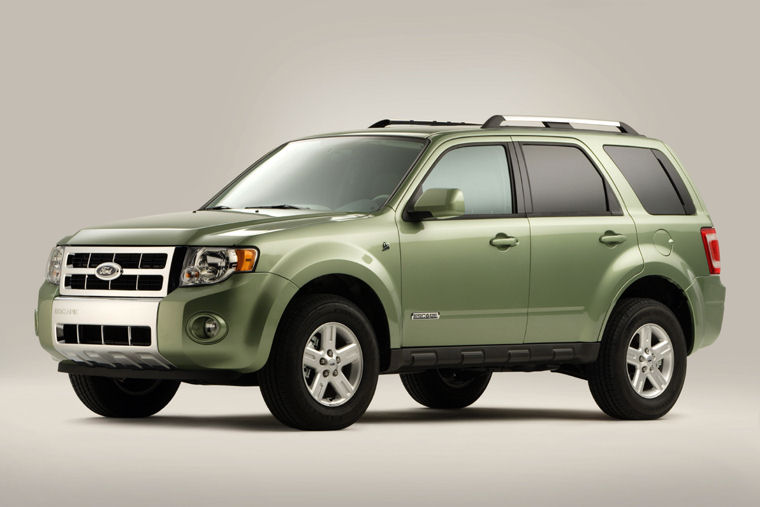 2009 Ford Escape Hybrid - Picture / Pic / Image