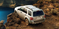 2009 Ford Escape Pictures