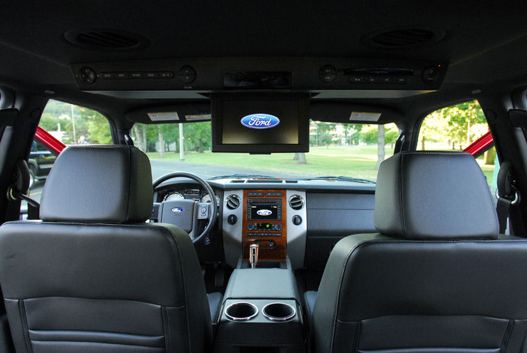 Lamborghini Suv Price >> 2008 Ford Expedition Interior - Picture / Pic / Image