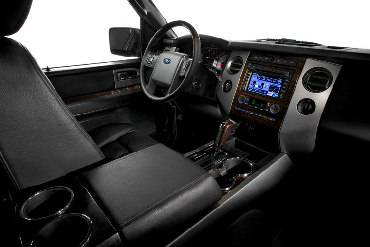 Ford Expedition Interior Picture
