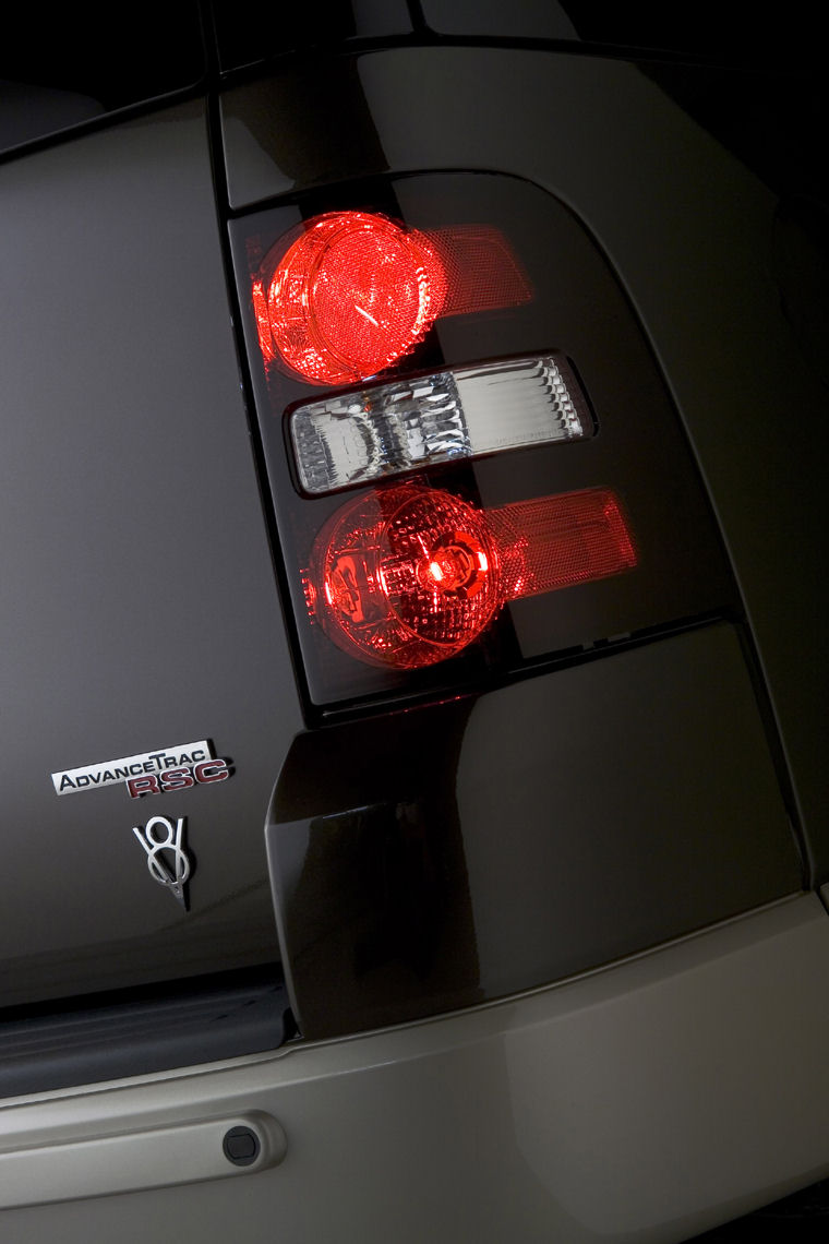 2006 Ford Explorer Tail Light Picture Pic Image