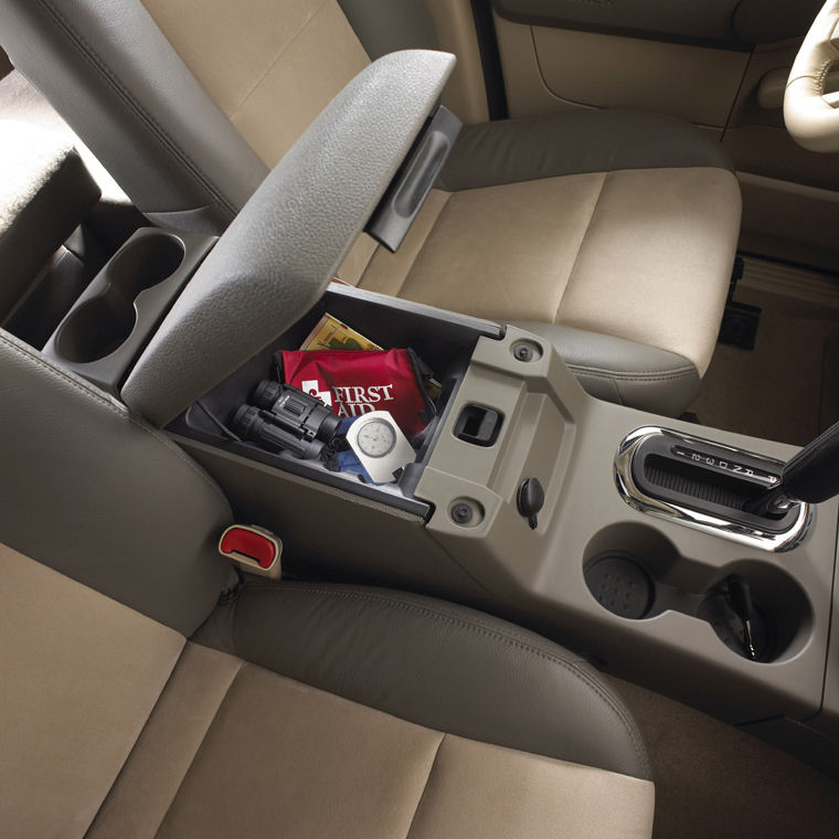 2006 Ford Explorer Center Console Picture Pic Image
