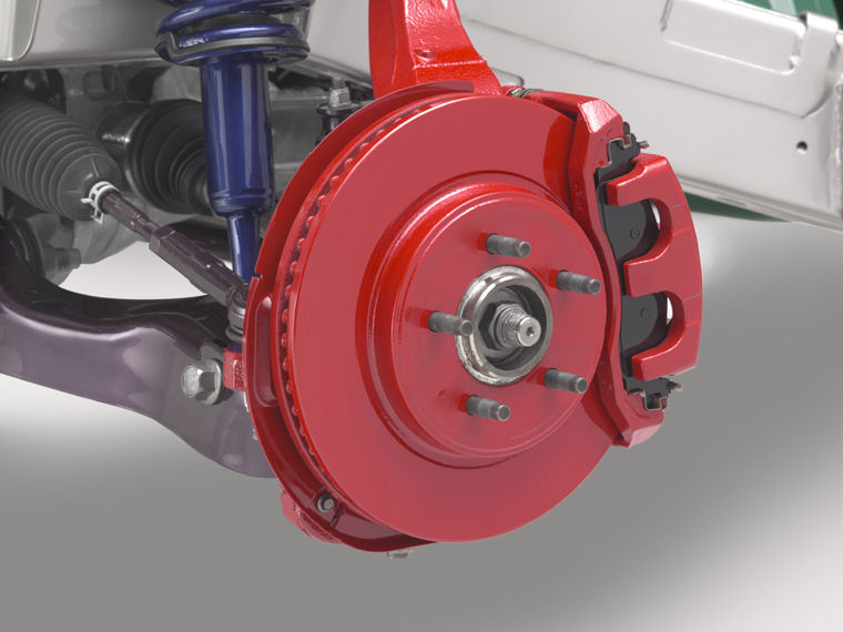 2007 Ford Explorer Brakes Picture Pic Image