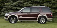 2007 Ford Explorer Pictures