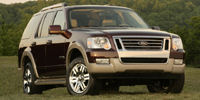 2008 Ford Explorer Pictures