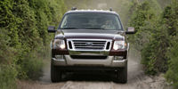 2009 Ford Explorer Pictures