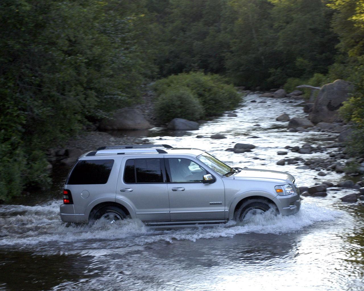 Ford Explorer, Sport Trac XLT, Limited, V8 AWD - Free ...