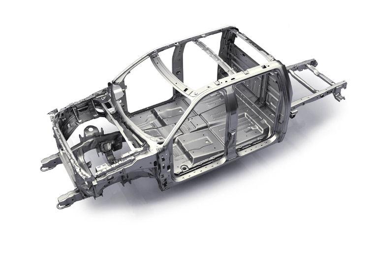 Ford F 150 Frames