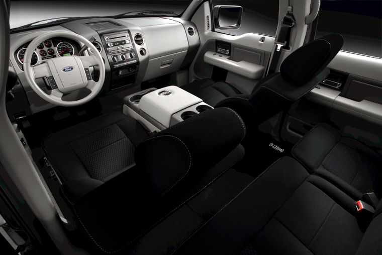 Nice 2008 Ford F150 Interior Picture