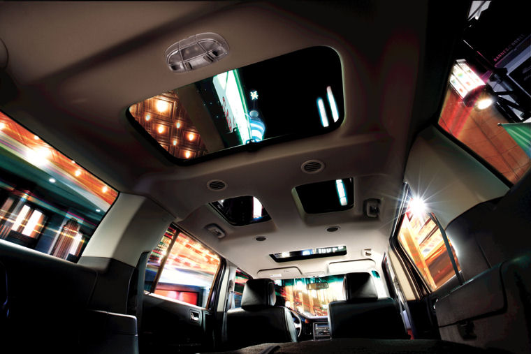 Good 2009 Ford Flex Vista Roof Picture
