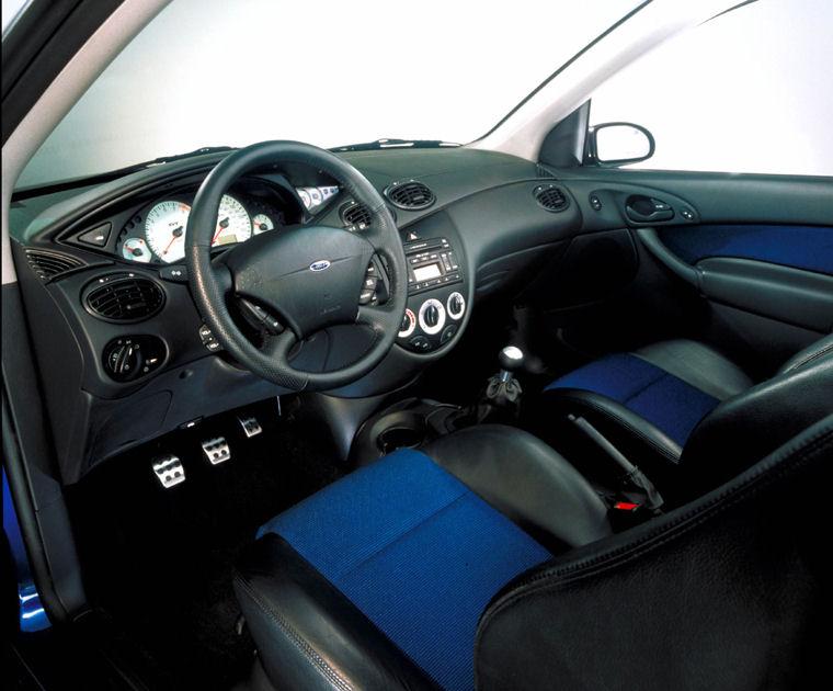 2004 Ford Focus Svt Interior Picture Pic Image