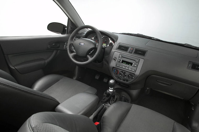 2005 Ford Focus Zx4 St Interior Picture Pic Image