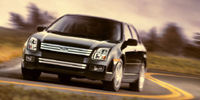 2006 Ford Fusion Pictures