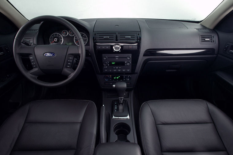 Exceptional 2007 Ford Fusion Cockpit Picture