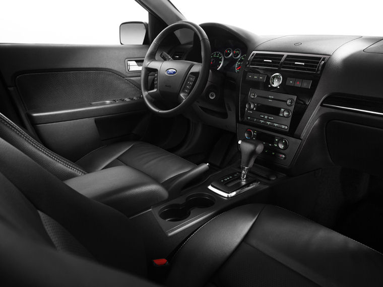 2008 Ford Fusion Interior Picture Pic Image
