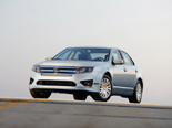 Ford Fusion Wallpaper
