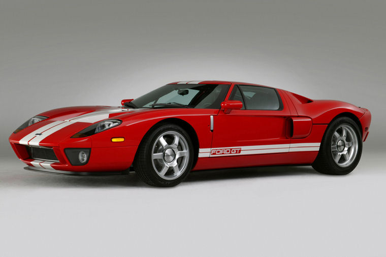 2005 Ford GT - Picture / Pic / Image