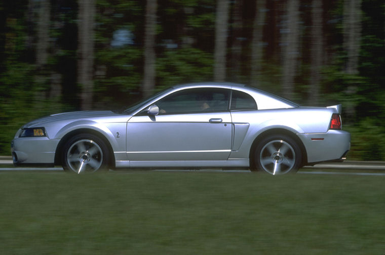 2002 Ford Mustang Svt Cobra Picture Pic Image