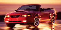 2003 Ford Mustang Pictures