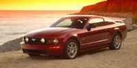 2005 Ford Mustang Pictures