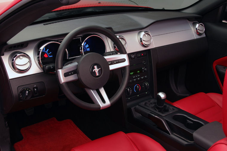2007 Ford Mustang GT Interior Picture Nice Ideas