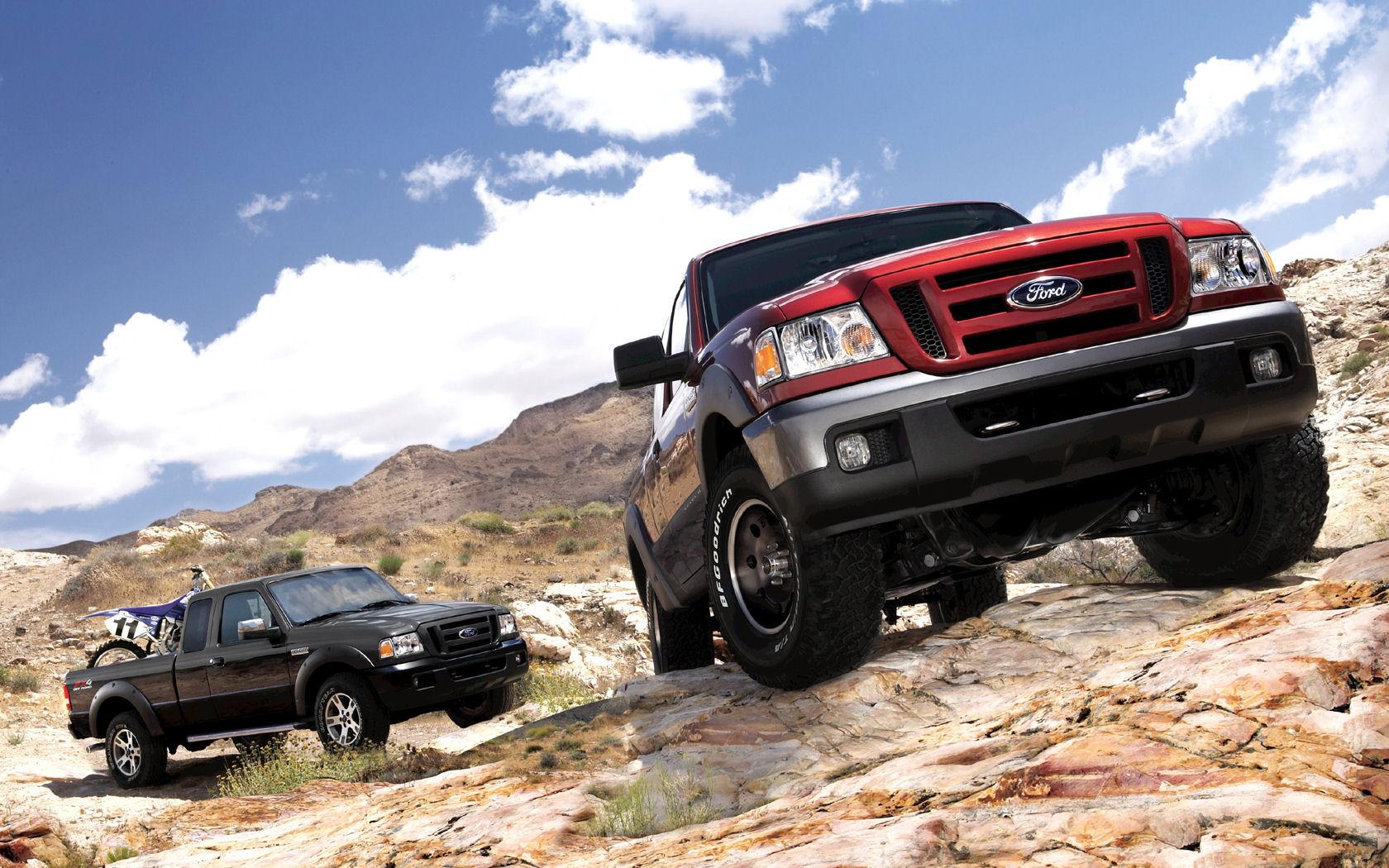 Ford Ranger Xl Xlt Sport Awd Free Widescreen Wallpaper