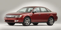 2008 Ford Taurus Pictures