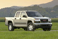 2004 GMC Canyon - Review / Specs / Pictures