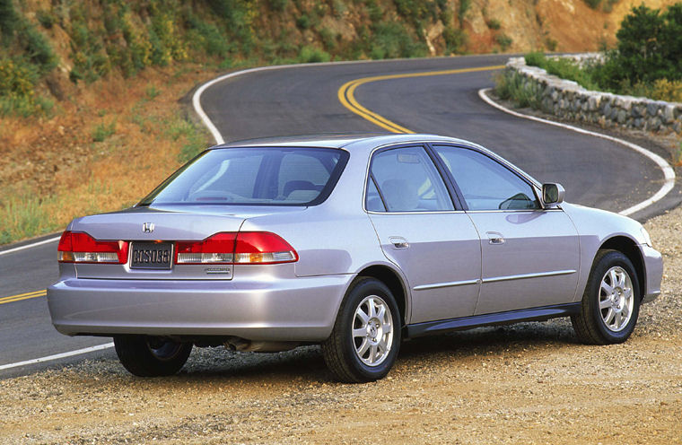 2002 Honda Accord Picture Pic Image