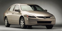 2003 Honda Accord Pictures