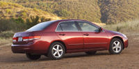 2004 Honda Accord Pictures