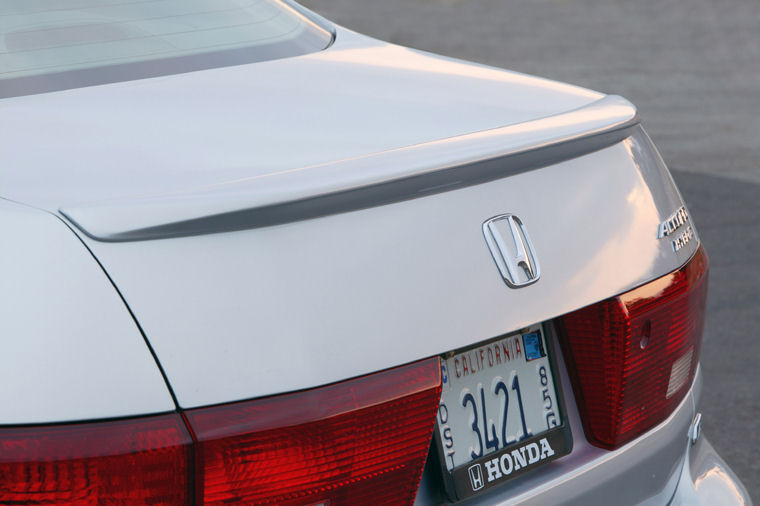 2005 Honda Accord Hybrid Spoiler Lip - Picture / Pic / Image