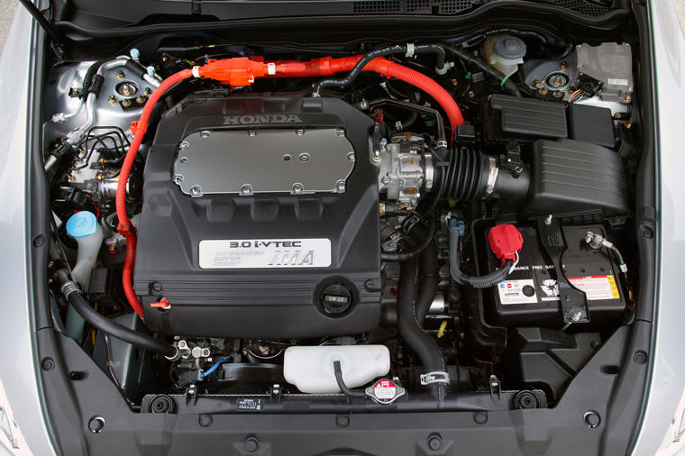 2005 Honda Accord Hybrid 3 0l V6 Engine Picture