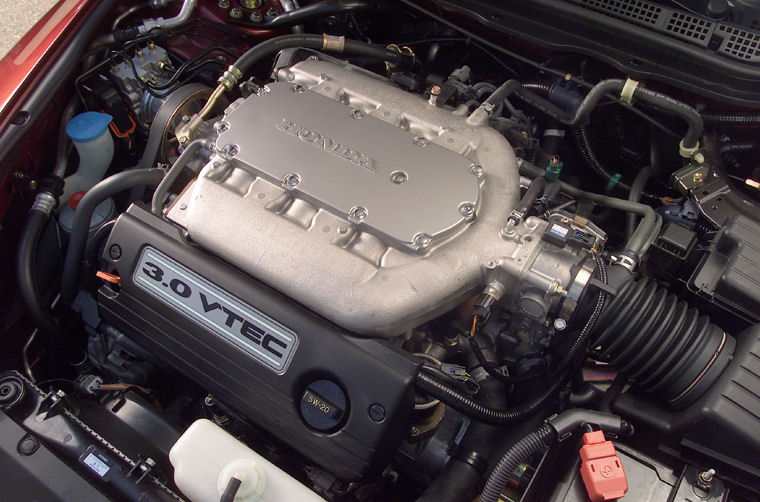 honda accord   engine picture pic image