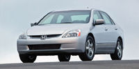 2005 Honda Accord Pictures