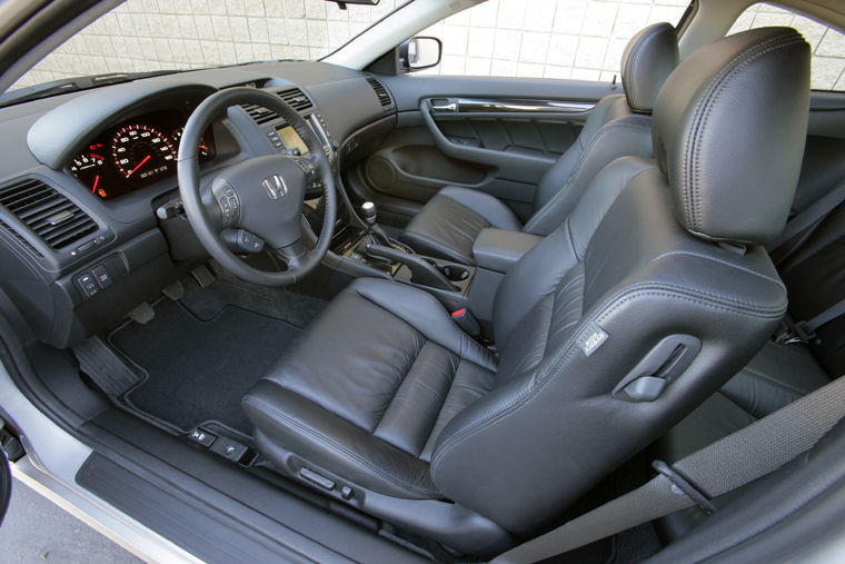 Exceptional 2006 Honda Accord Coupe Interior Picture
