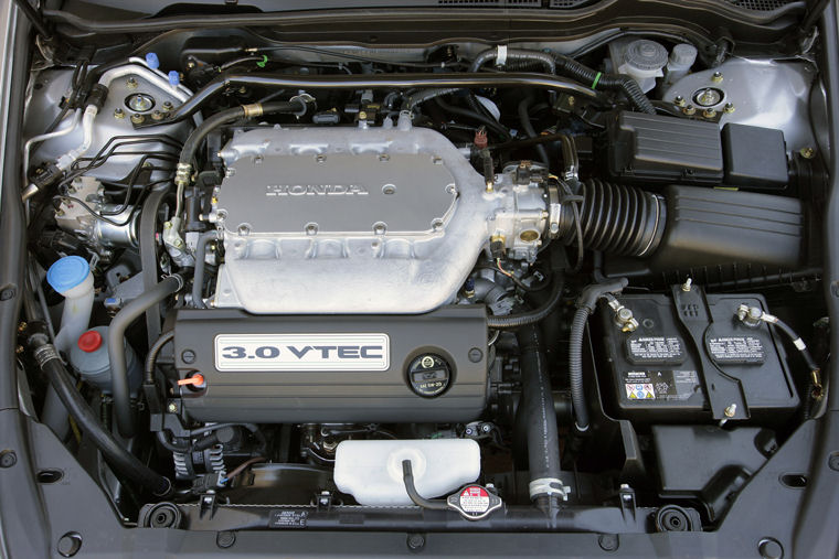 2006    Honda       Accord    30l V6 Engine  Picture  Pic  Image