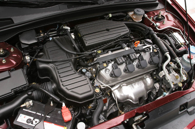 2003 honda civic 4 cylinder engine picture pic. Black Bedroom Furniture Sets. Home Design Ideas