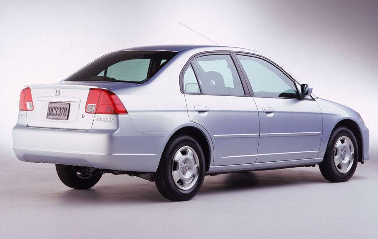2003 Honda Civic Hybrid > 2003 Honda Civic Hybrid Pictures > Gallery ...