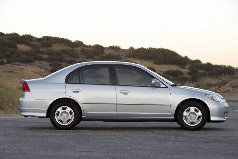 2004 Honda Civic Hybrid Picture