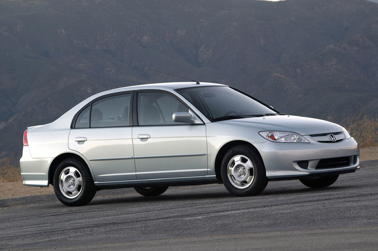 2004 Honda Civic Hybrid Picture
