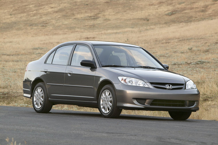 2004 Honda Civic LX Picture